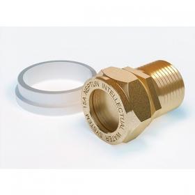 Высокотемпературная прокладка силиконовая  Stahlmann  DN 20